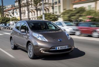 Nissan Leaf 30 kWh : Langer genieten #1