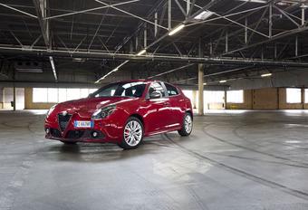 Alfa Romeo Giulietta 1.6 JTDM TCT : Petites retouches #1