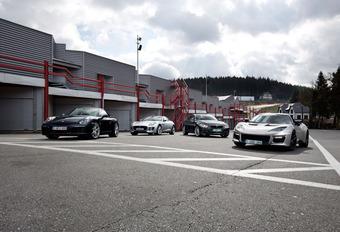 Porsche 911 Carrera face à 3 concurrentes : Choisir, c'est renoncer… #1