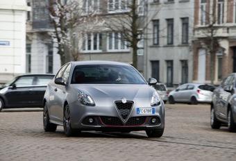 Alfa Romeo Giulietta 2.0 JTDM 175 TCT : Du muscle! #1