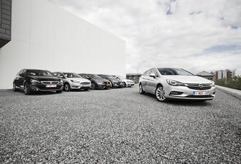 L'Opel Astra Sports Tourer face à 5 breaks #1