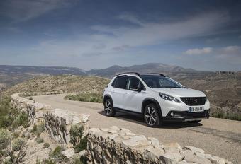 Peugeot 2008 : Un petit parfum d'aventure #1