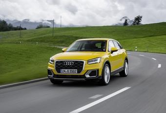 Audi Q2 1.0 TFSI (2016)