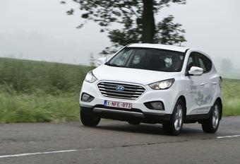 Hyundai ix35 FCEV : Technologie ds'avenir #1