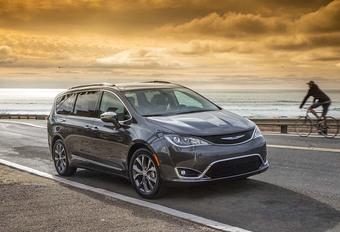 Chrysler Pacifica : 5ème réincarnation #1