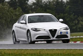 Alfa Romeo Giulia 2.2 JTDM 180 : Retour gagnant #1