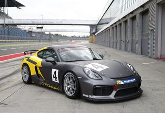 Porsche Cayman GT4 Clubsport : Il va y avoir du sport! #1