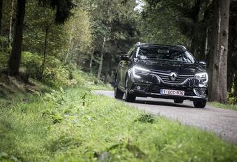 Renault Mégane Grandtour 1.6 dCi : Break met stijl #1