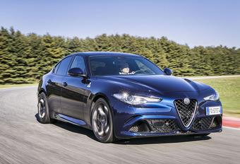 Alfa Romeo Giulia Quadrifoglio : l'Anti-M3 #1