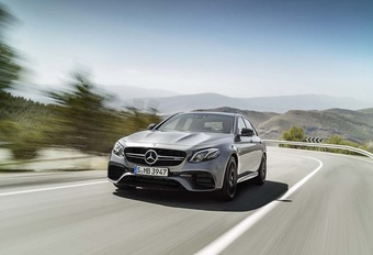 Mercedes-AMG E 63 S : 450 kW dans la ouate ! #1