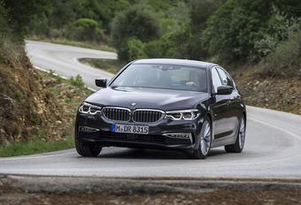 BMW 5-reeks : Kind van zijn tijd #1