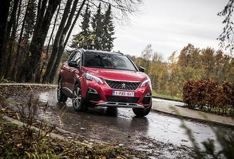 Peugeot 3008 1.6 BlueHDi 115 : retour en force #1