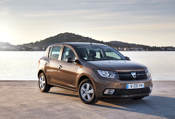 Dacia Logan & Sandero : Gelukkig nieuwjaar #1