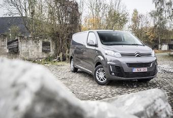Citroën Space Tourer 1.6 BlueHDi 115 : Voor kroostrijke gezinnen #1