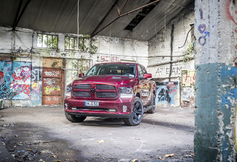 Dodge Ram 1500 Crew Cab 5.7 V8 Hemi : The American Dream #1