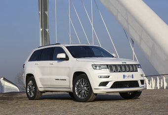 Jeep Grand Cherokee : Yankee'volution #1