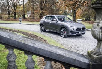 Maserati Levante S : SUV de style #1