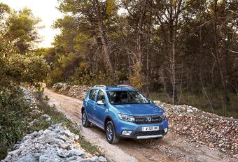 Dacia Sandero Stepway Plus Easy-R : L'automatisme selon Dacia #1