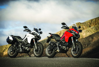 Ducati Multistrada 950 : Less is more? La preuve par 9(50) #1