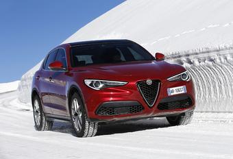 Alfa Romeo Stelvio : Giorgio's tweede #1