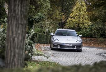 Porsche Panamera 4S Diesel : De snelste diesel ooit #1