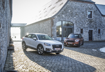 2 SUV Compacts : Tentative  de putsch ! #1