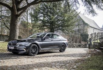 Welke BMW 5-Reeks kiezen? #1