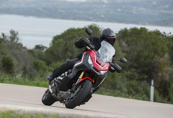 Honda X-ADV : Eigenwijze cross-over #1