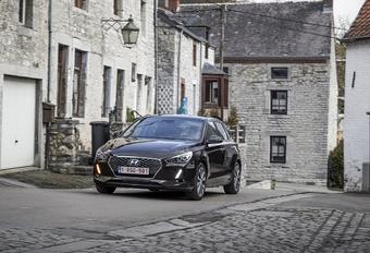 Hyundai i30 1.4 T-GDi A : Aflossing met turbo #1