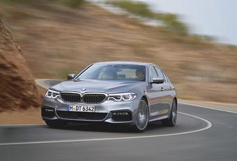BMW 540i xDrive : Het zescilindergevoel #1