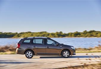 Dacia Logan MCV 1.5 dCi 90 A: Rustig aan gaat ook #1