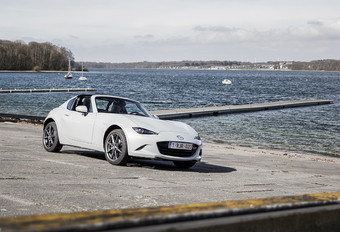 Mazda MX-5 RF 2.0 A : à l'abri #1