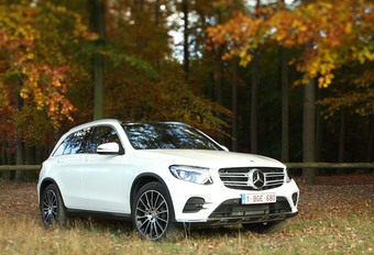 Mercedes GLC : metamorfose #1