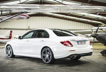 ESSAI – Mercedes Classe E : l'autonomie en ligne de mire #1