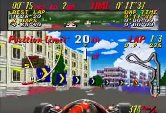 De F1-racegames hebben een enorme evolutie doorgemaakt, zoals blijkt uit dit video-overzicht dat start in 1976 (bij F-1 van Atari) tot 2015 (bij F1 van Codemasters).