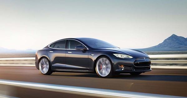 Nieuw Tesla Een Restyling Voor De Model S Autogids