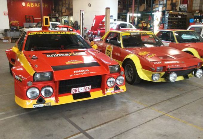 Automusea: Abarth Works Museum In Lier) | Main Info