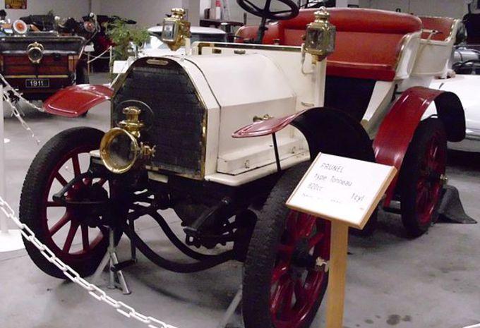 Automusea: Oldtimer Museum Bossaert (Lo-Reninge) #1