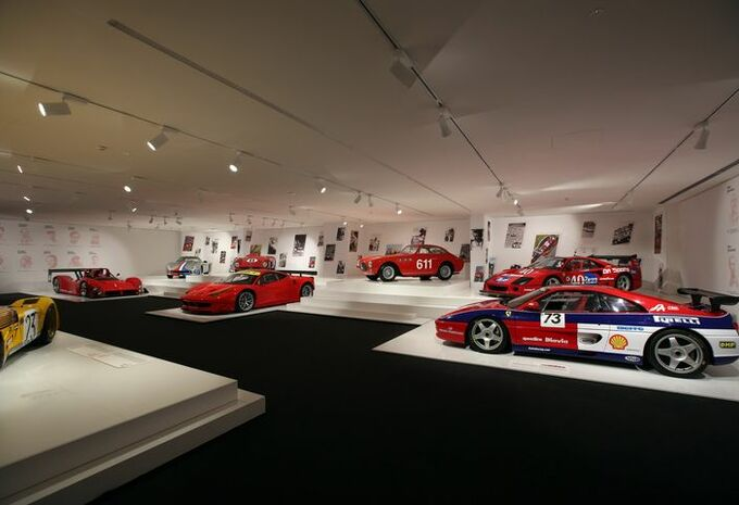 mus es automobiles museo ferrari maranello moniteur automobile. Black Bedroom Furniture Sets. Home Design Ideas