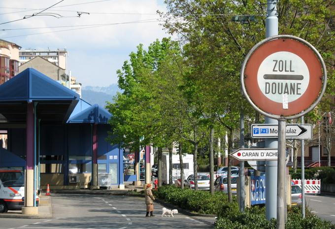 Conseils achat vignette suisse le moniteur automobile for Bureau des douanes 64