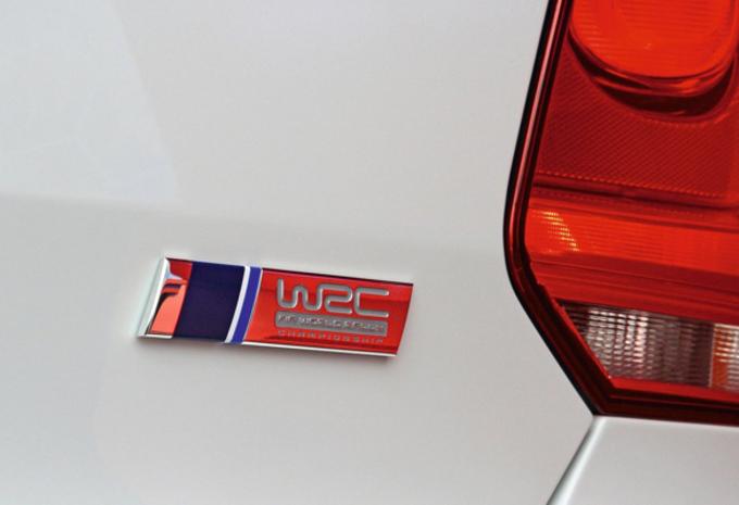 220 PK STERKE STRAATVERSIE: VW Polo R WRC Street Concept #1