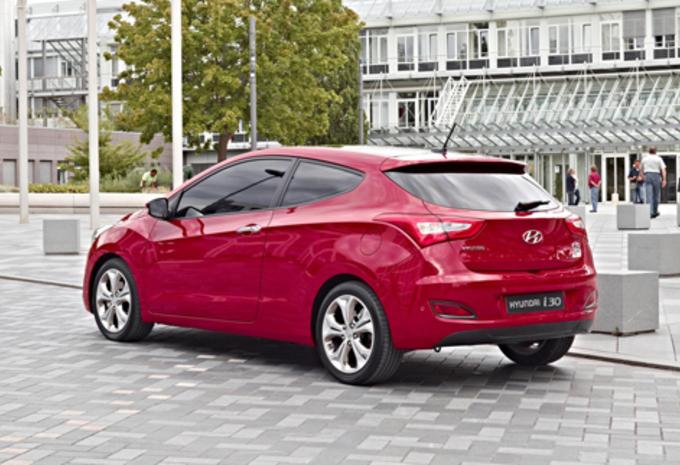 NU OOK ALS DRIEDEURS: Hyundai i30 #1