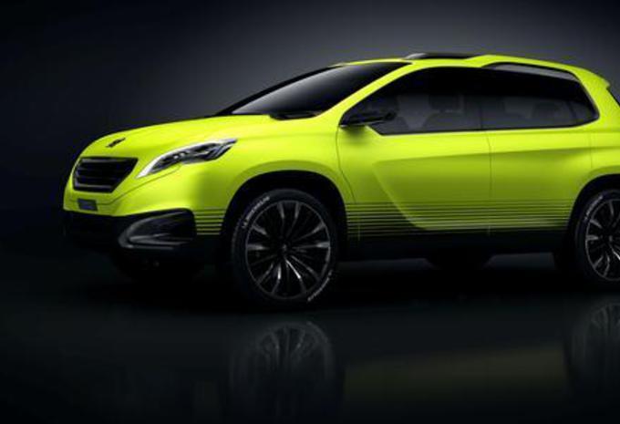 JONGE LEEUWEN: Peugeot-prototypes #1
