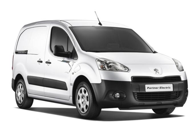 ELEKTRISCH BESTELLEN: Peugeot Partner #1