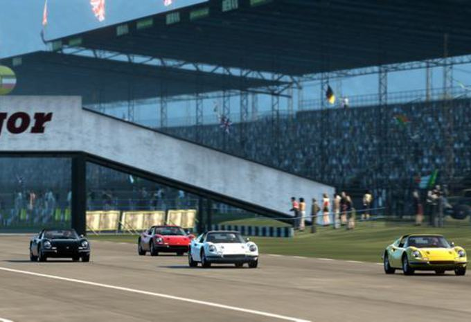 GAMETEST: Test Drive: Ferrari Racing Legends #1