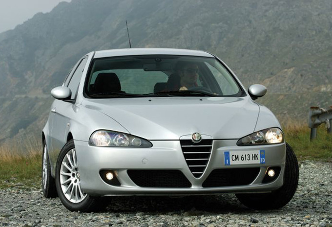 alfa romeo 147 5d 1 9 jtdm 120 progression 2005 technische gegevens autogids. Black Bedroom Furniture Sets. Home Design Ideas