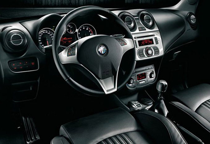 alfa romeo mito 1 4 progression 2008 prix moniteur automobile. Black Bedroom Furniture Sets. Home Design Ideas