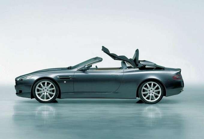 aston martin db9 volante v12 2004 prix moniteur automobile. Black Bedroom Furniture Sets. Home Design Ideas