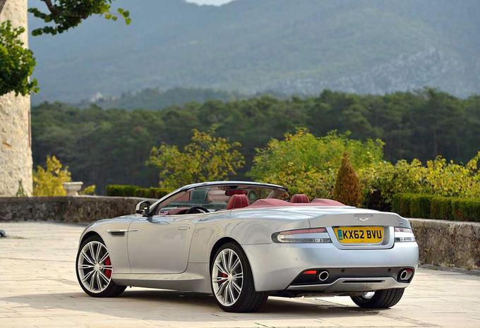 Prijs Aston Martin Db9 Volante Gt Volante Touchtronic