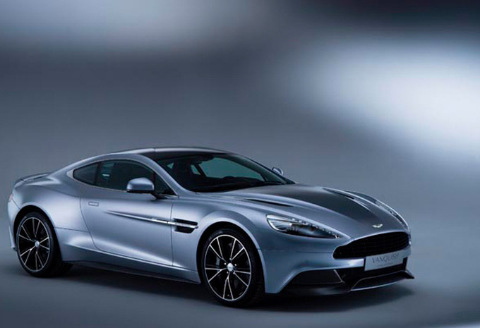 aston martin vanquish v12 2013 prix moniteur automobile. Black Bedroom Furniture Sets. Home Design Ideas